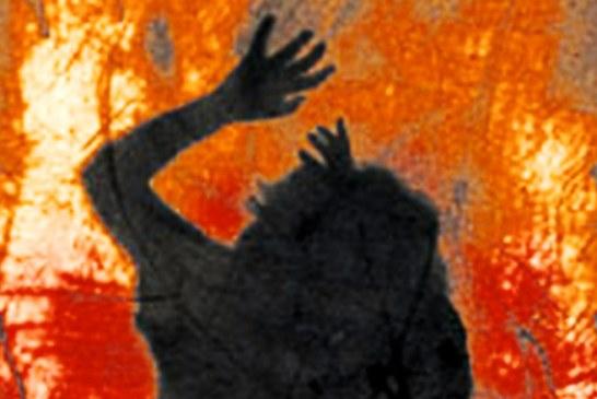 خودسوزی یک دختر ۲۲ ساله در کلاله