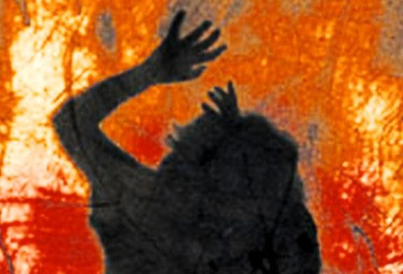 خودسوزی زن جوان در پمپ بنزین گالیکش