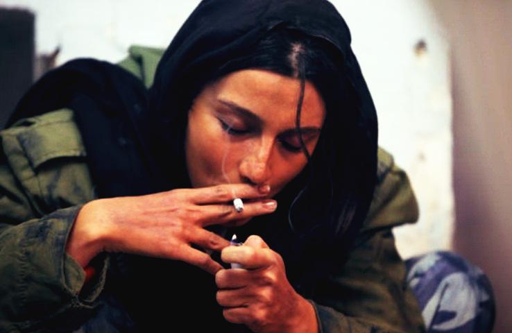 افزایش ۵ درصدی زنان معتاد