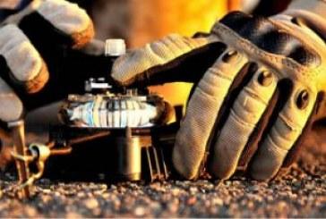 مرگ  ۴ تن از مأموران انتظامی براثر انفجار تلهانفجاری در نیکشهر