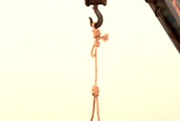 کازرون؛ اعدام یک زندانی در ملا عام