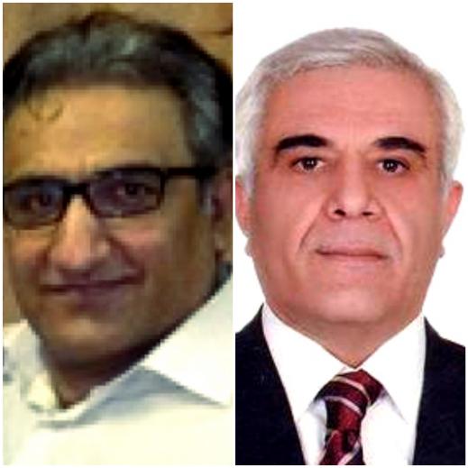 انتقال ارژنگ داوودی و افشین بایمانی به بهداری زندان رجاییشهر