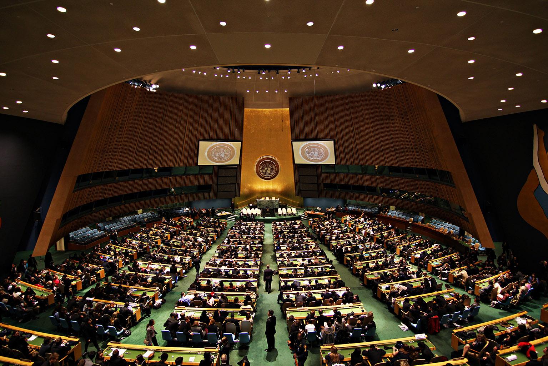 مجمع عمومی سازمان ملل از نقض حقوق بشر در ایران ابراز نگرانی کرد