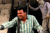 مرگ یک کارگر حین کار در کرمان