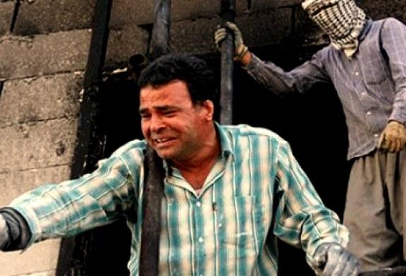 مرگ یک کارگر در تهران