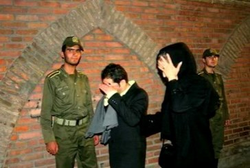 دستگیری ۵۵ زن و مرد در یک مهمانی شبانه در کرمان