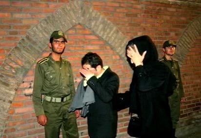 اجبار به ازدواج توسط قاضی پس از بازداشت شدن در مهمانی