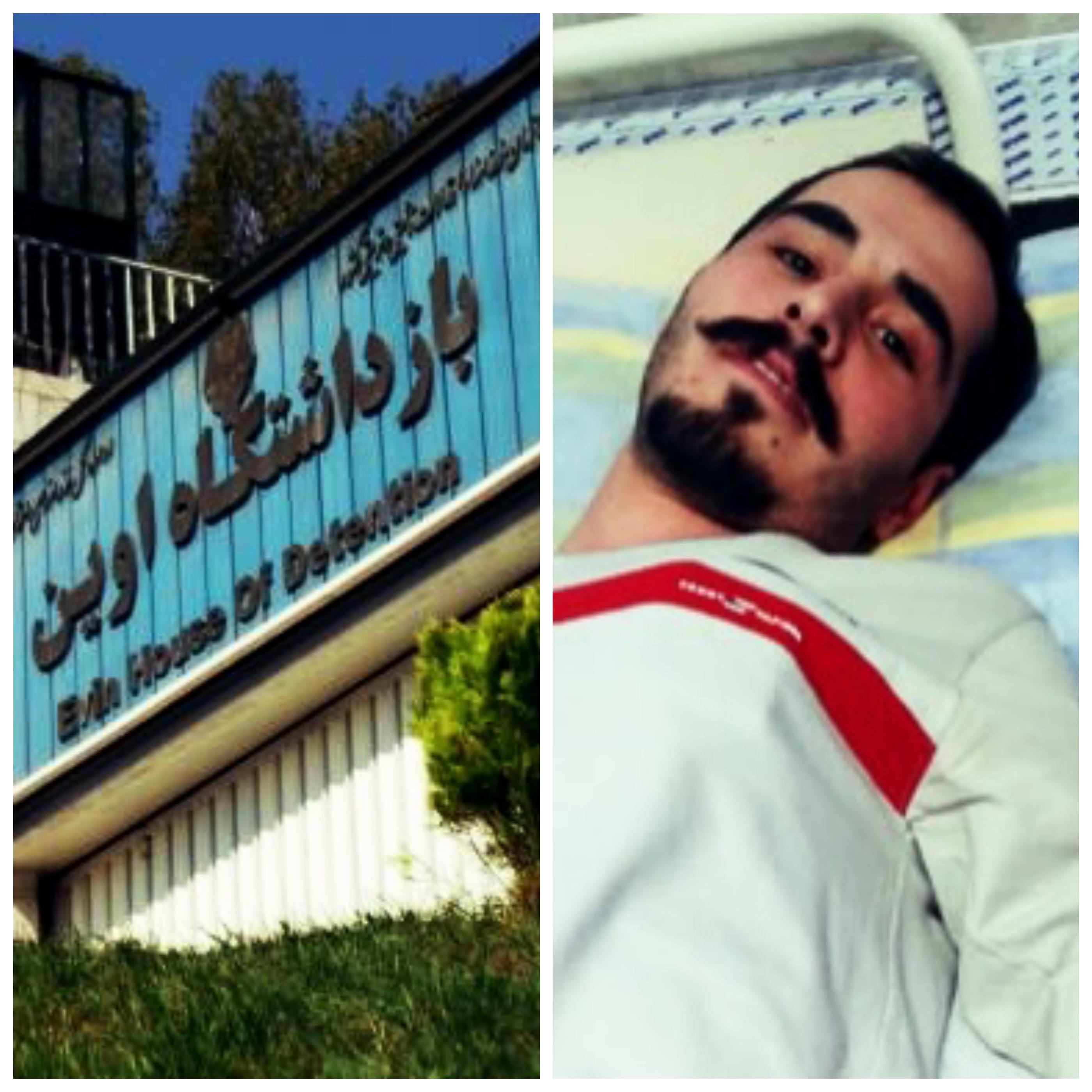 حسین رونقی ملکی؛ انتقال به بیمارستان و بازگشت به زندان