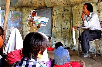 سهم دانشآموزان خوزستانی از چاههای نفت، مدارس بدون بخاری است