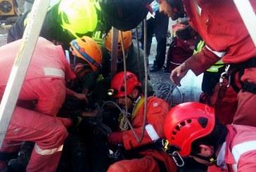 مرگ یک کارگر چاه کن در حین کار
