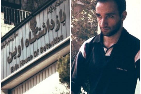 ادامه مخالفت با تمدید مرخصی سعید حسین زاده، فعال مدنی/ همراه تصویر