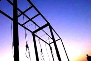 دو زندانی دیگر در رشت اعدام شدند