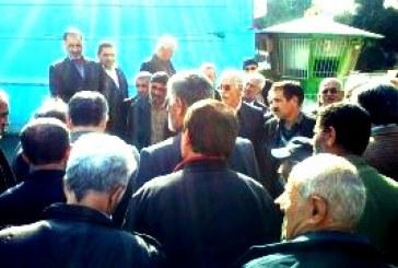 تجمع بازنشستگان البرز مرکزی مقابل ساختمان استانداری مازندران