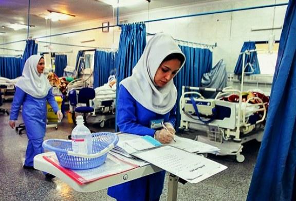 مرگ چهارده پرستار در سال گذشته بر اثر فشار کاری
