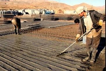 تعطیلی و نیمهتعطیلی ۴۰ درصد از کارگاههای تیرچه و بلوک شیراز