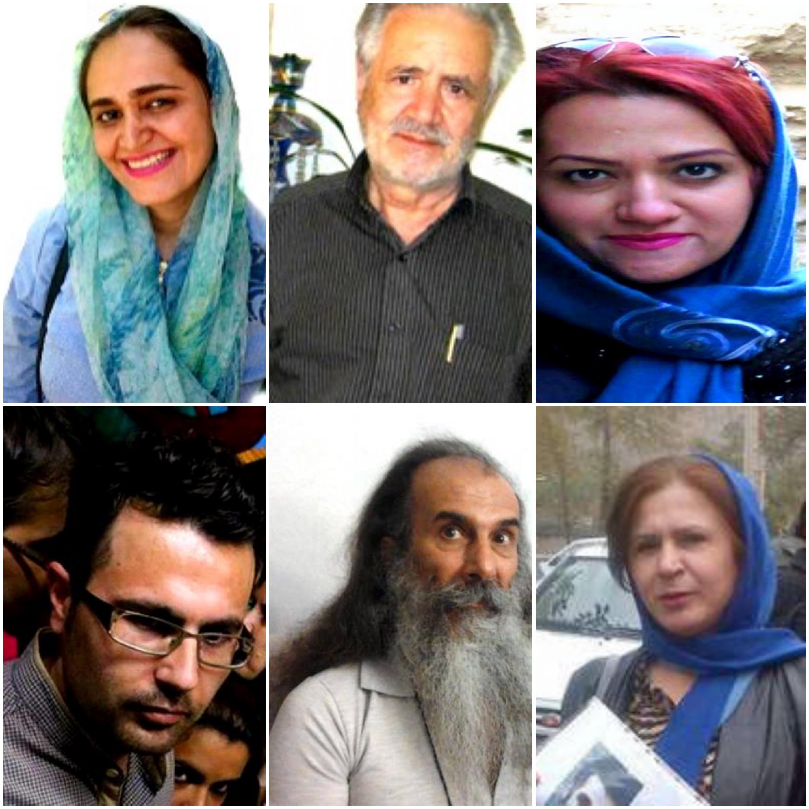 محکومیت ۱۸فعال مدنی به حبس تغریزی و شلاق