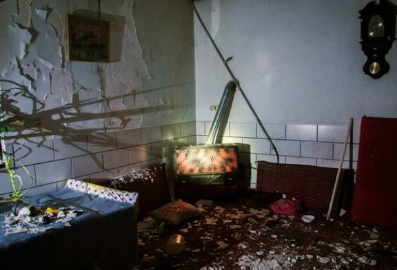 مصدومیت پنج گارگر در اثر انفجار گاز