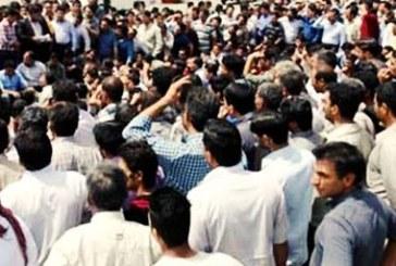 دانشجویان دانشگاه کاشان دست به اعتراض زدند
