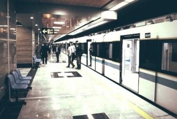 خودکشی یک دختر جوان در ایستگاه مترو
