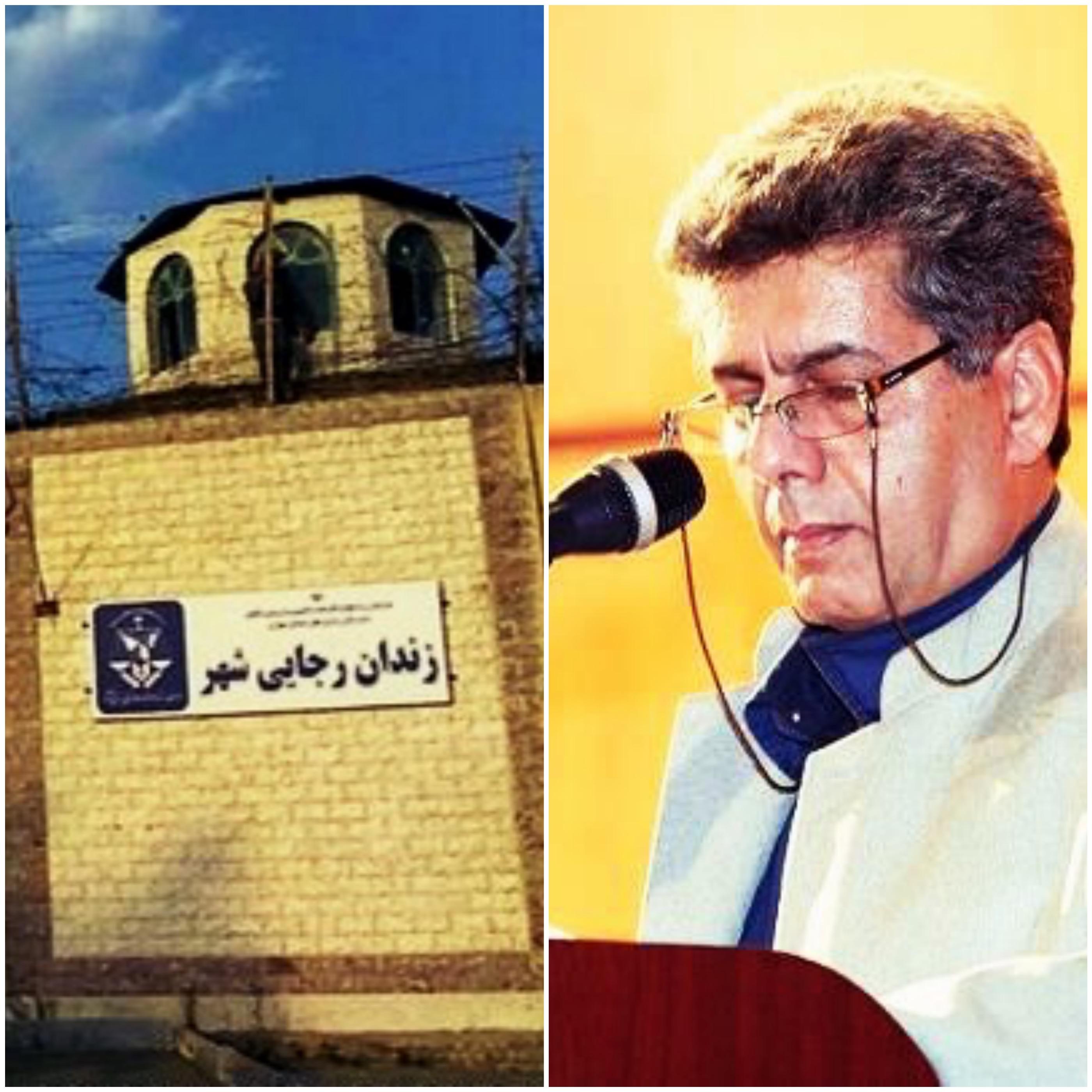 ممانعت مسئولین زندان ازملاقات محمدرضاعالی پیام با خانواده اش