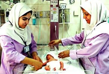 اعزام تیم بازرسی از حجاب پرستاران به بیمارستانها؛ تشکیل بیش از ۳۲۷۰ پرونده «خلاف عفت» در تهران