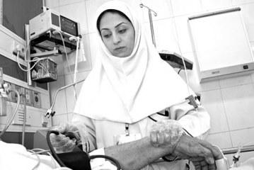 تاخیر در پرداخت کارانه پرستاران شرکتی در ارومیه