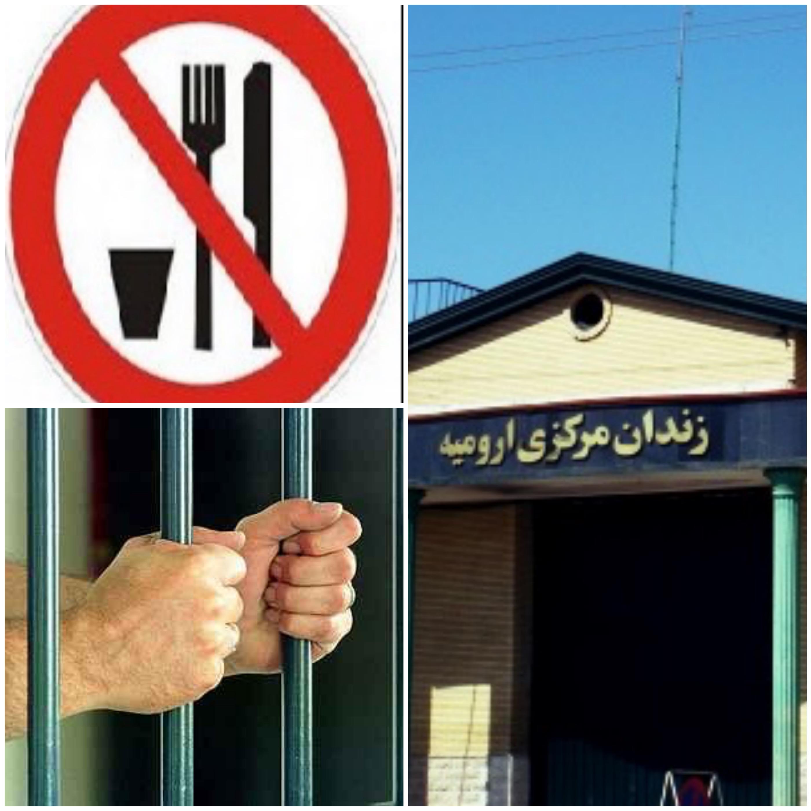 انتقال مصطفی سبزی به بهداری زندان ارومیه