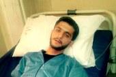 افشین سهرابزاده به اعتصاب غذای خود پایان داد