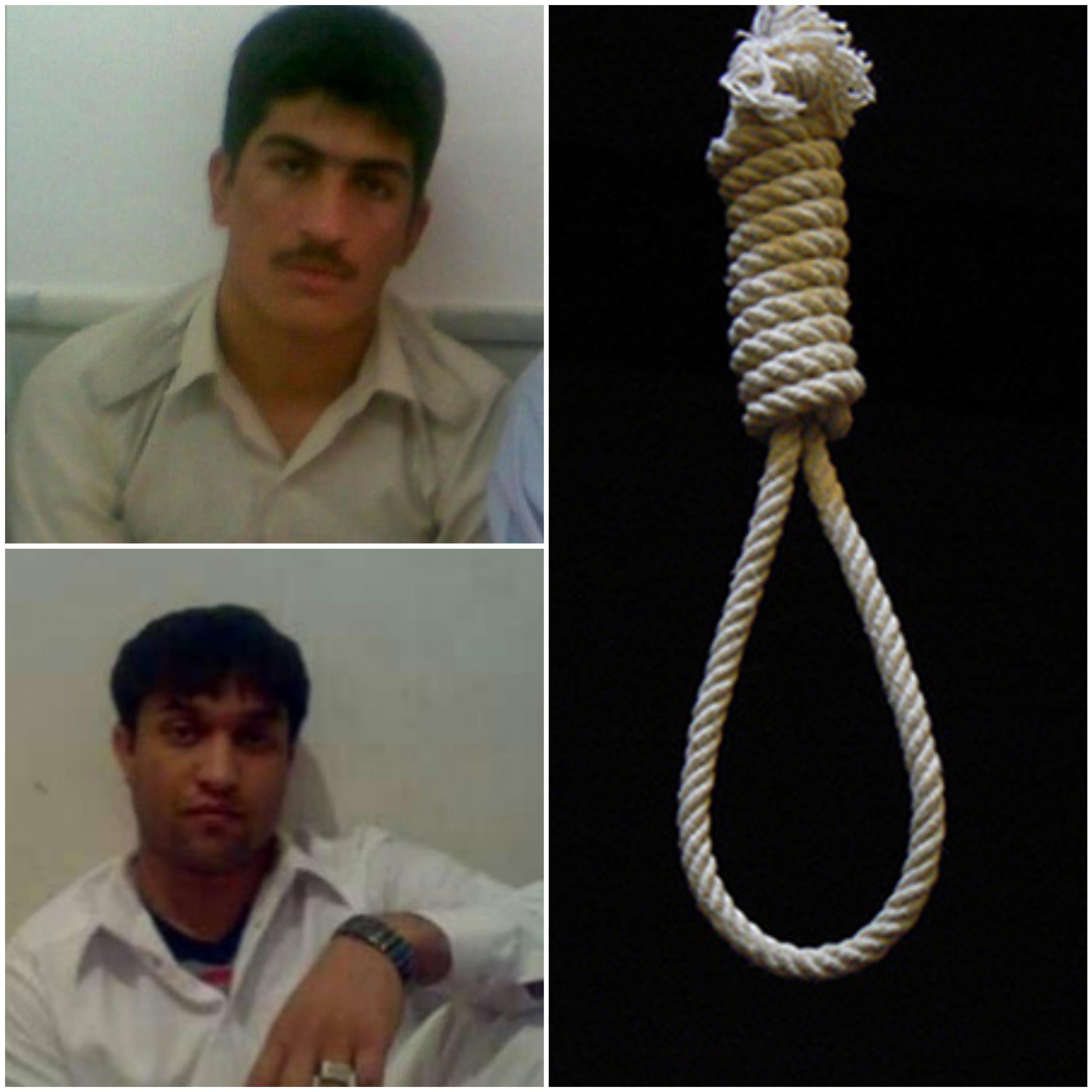 اعدام دو زندانی بلوچ در زندان یزد
