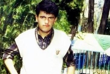 محمد عبدللهی با شرایط نامناسب جسمانی در زندان ارومیه
