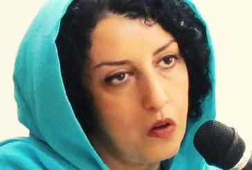 کارشکنی در پرونده نرگس محمدی/ این روند ادامه داشته باشد اعتصاب میکنم