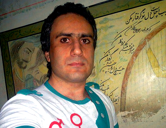 نامه وحید اصغری ، زندانی عقیدتی