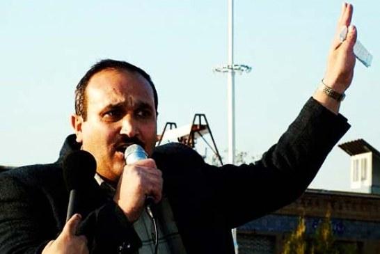 عباس لسانی بازداشت شد