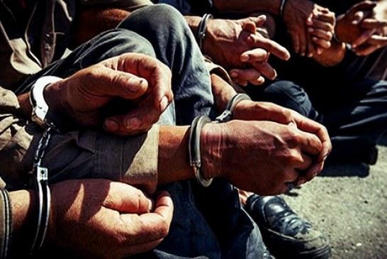 بازداشت تعدادی از شهروندان کُرد در مریوان در پی شرکت در مراسم نوروزی