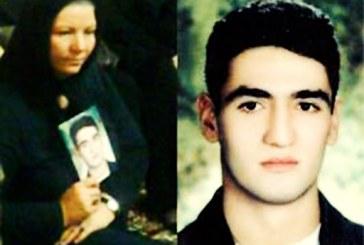 مادر سعید زینالی در پاسخ به محسنی اژهای: با شگفتى میبینم جاى ما و شما عوضشده است!