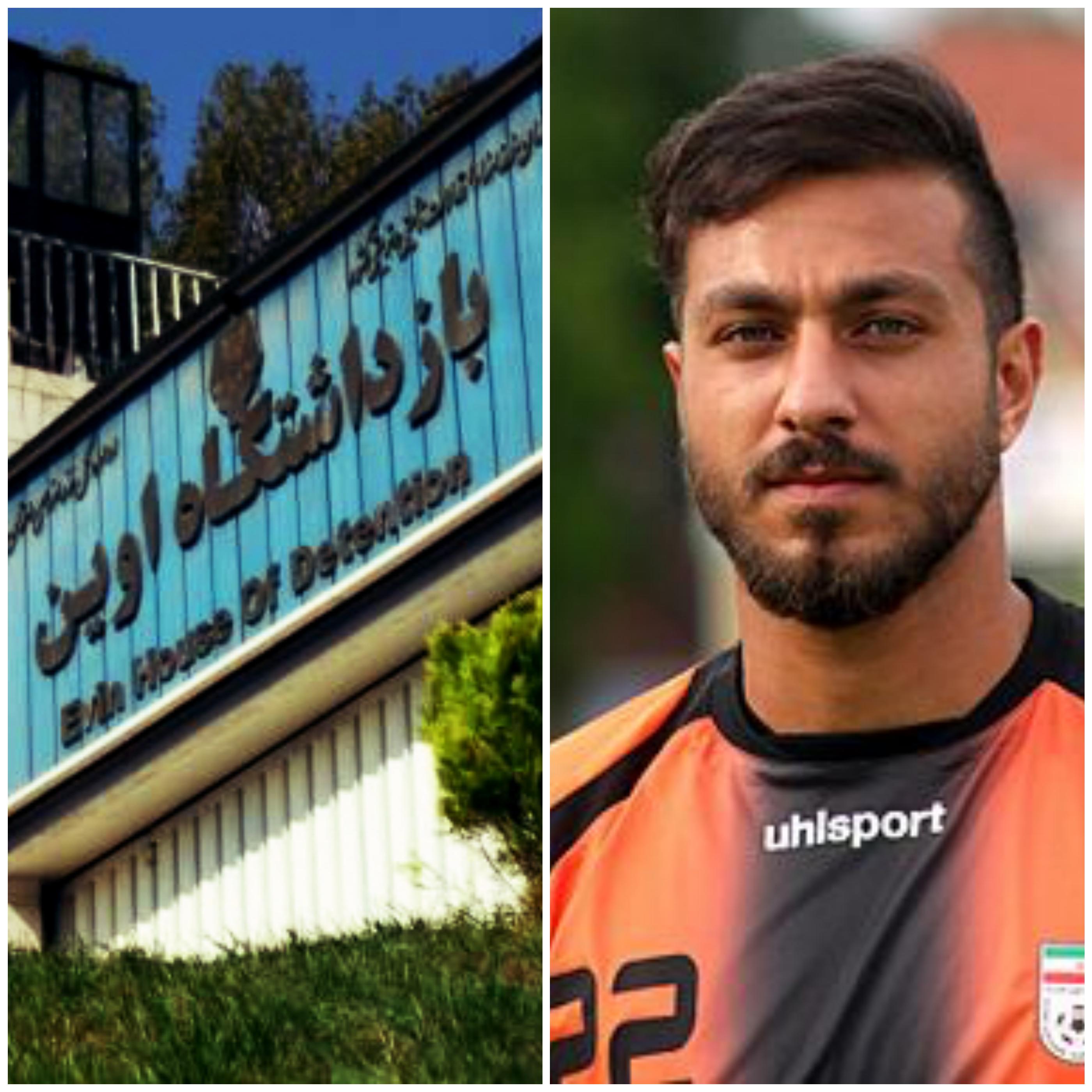 سوشا مکانی  به زندان اوین منتقل شد