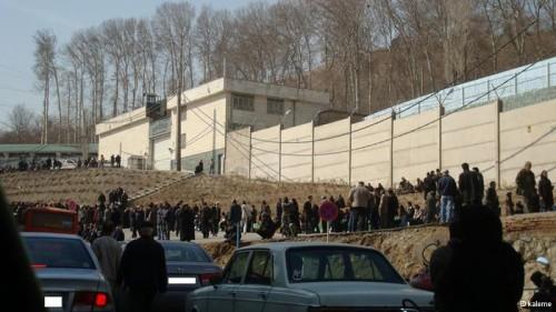 خانوادههای زندانیان سیاسی