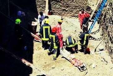 مرگ دو کارگر بر اثر استنشاق گاز متان در فریمان