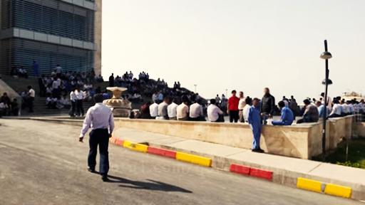 تجمع کارکنان رسمی پتروشیمی های واگذارشده در ماهشهر