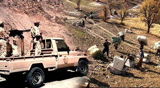 قتل یک کولبر در پی تیراندازی مستقیم نیروهای انتظامی