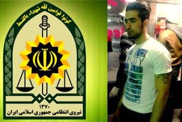 بازداشت معترضین به قتل یک جوان توسط نیروی انتظامی
