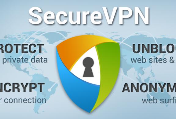فیلترشکن Secure VPN & WiFi Protection برای سیستمهای اندروید