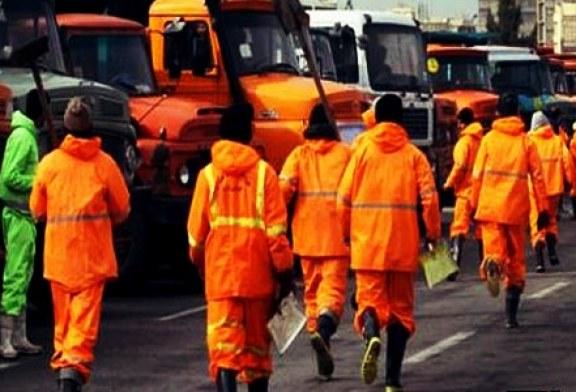 تاخیر در پرداخت مطالبات مزدی کارگران شهرداری اسلامیه