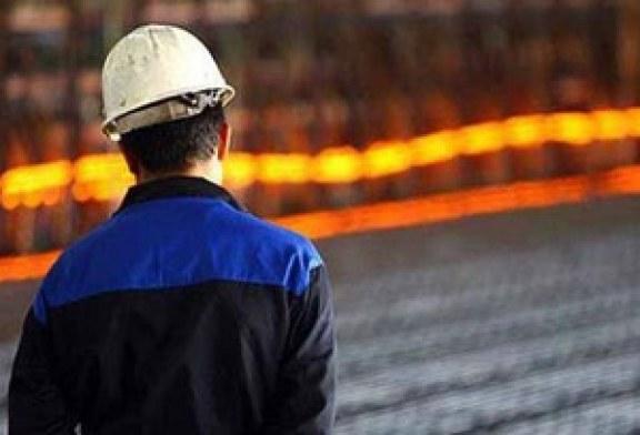 یک سال انتظار کارگران فولاد البرز برای معوقات مزدی