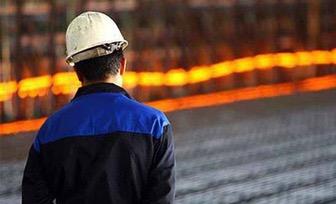 معوقات مزدی کارگران فولاد لوشان به پنج ماه رسید