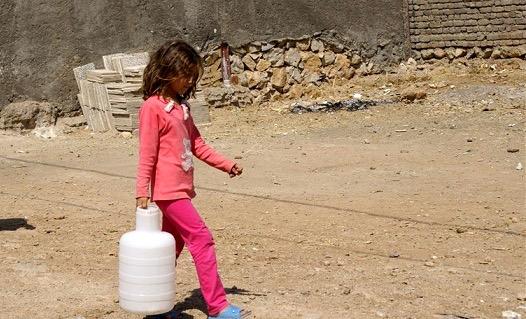 محرومیت بیش از هزار روستای سیستان و بلوچستان از آب آشامیدنی