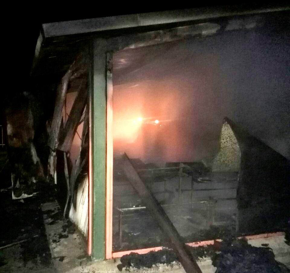 آتش سوزی مدرسه۲