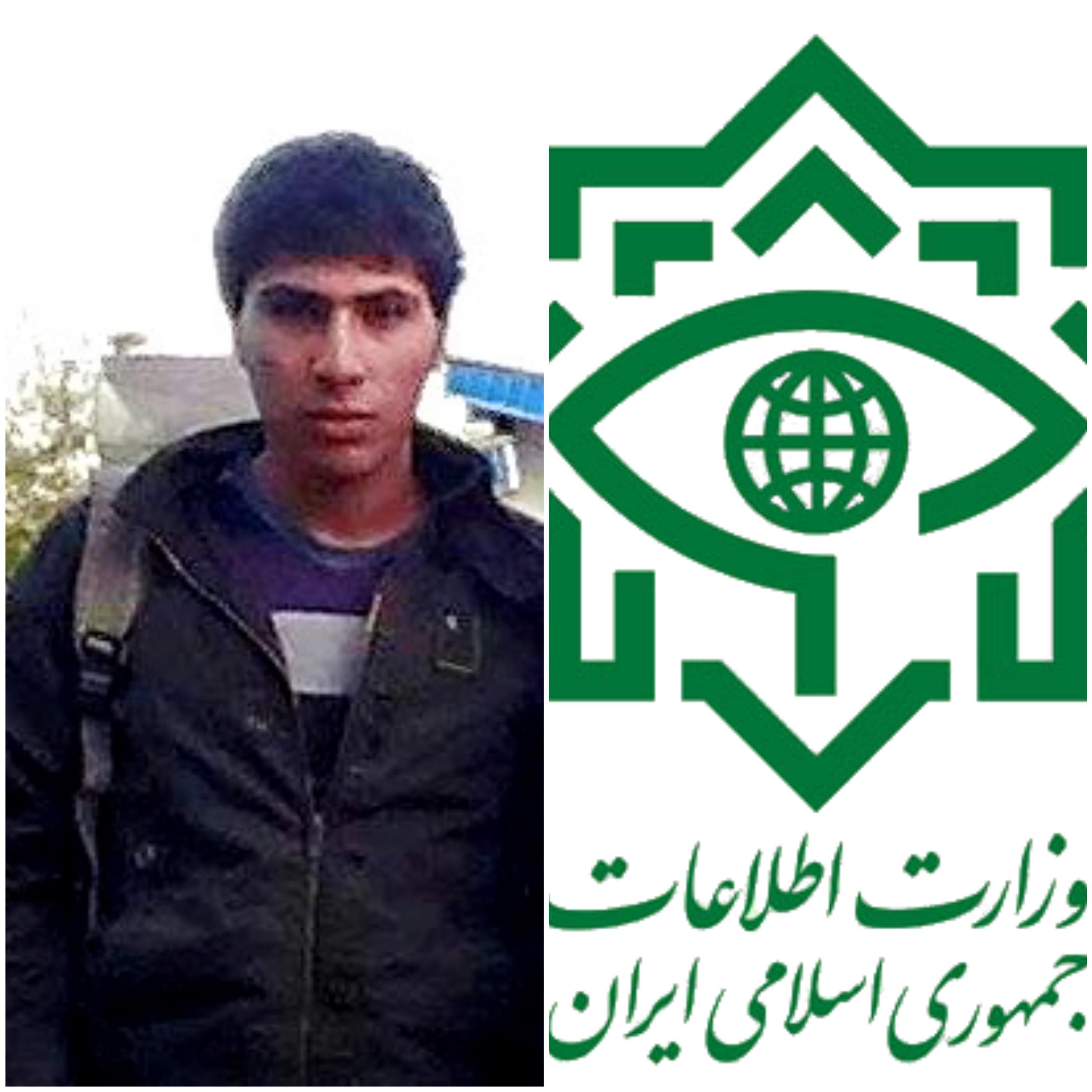 ادامه بازداشت آرش مکری در بازداشتگاە اطلاعات ارومیە