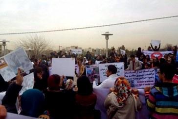 بازداشت حامیان حقوق حیوانات مقابل مجلس شورای اسلامی