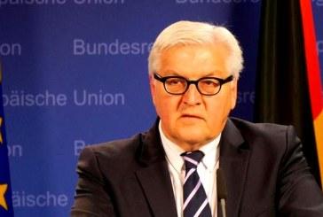 اشتاینمایر در تهران نقض آزادی بیان را مطرح کند